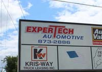 Expertech Automotive Airport Road