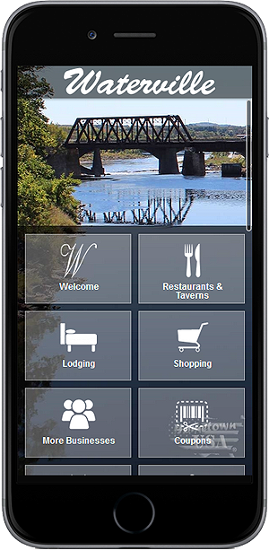 Waterville, Maine Mobile App