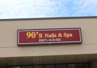 90s Nails Spa KMD
