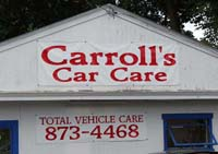 Carrolls Car Care KMD