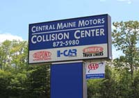 Central Maine Motors Collision Center Airport Road