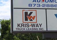 Kris Way Truck Leasing Airport Road