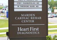 Marden Cardiac Rehab Center KMD