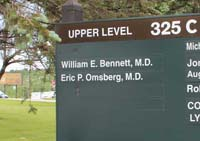 William E Bennett MD